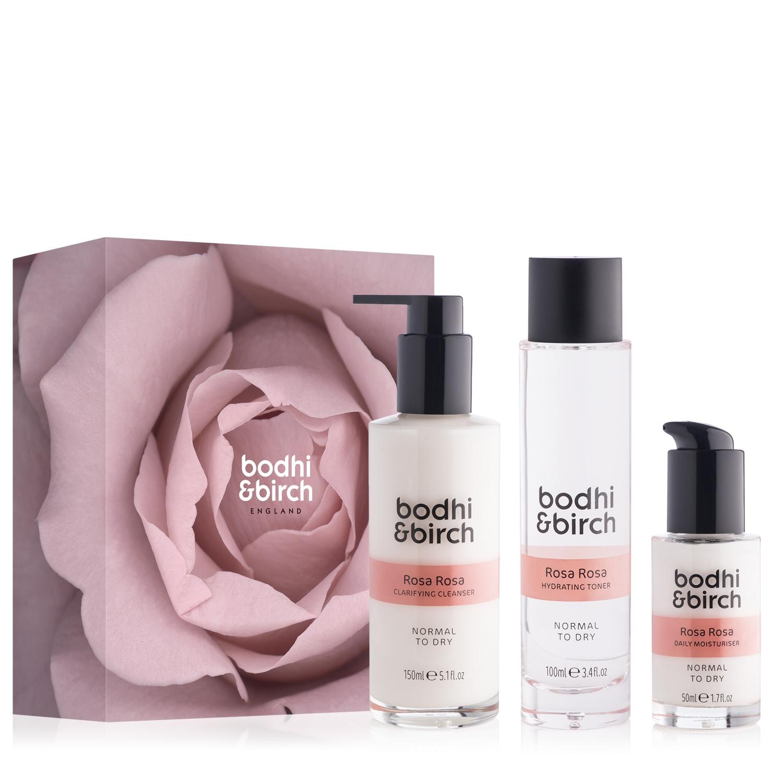 Rosa Rosa Skincare Set Bodhi Birch