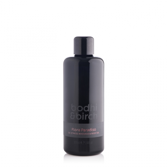 Bodhi & Birch 'Flora Paradiso' De-Stress Body Oil