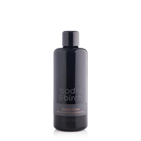 Ginger Brew Deep Tissue Massage & Body Oil