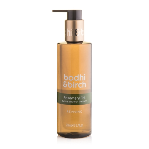 Rosemary Chi Bath & Shower Therapy
