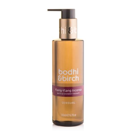 Ylang-Ylang Incensa Bath & Shower Therapy