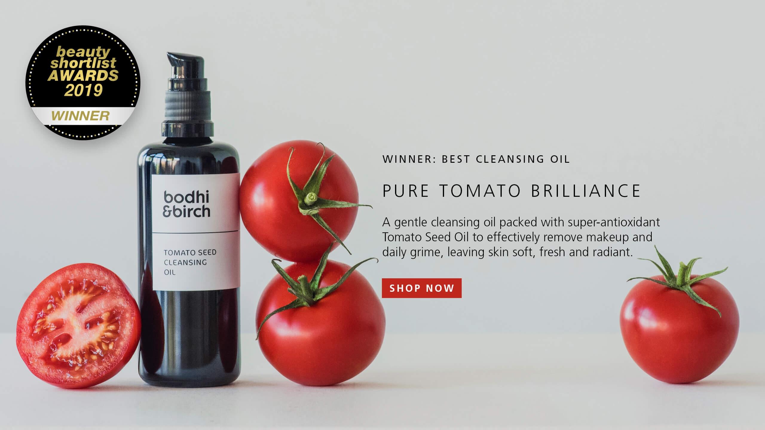 Pure Tomato Brilliance