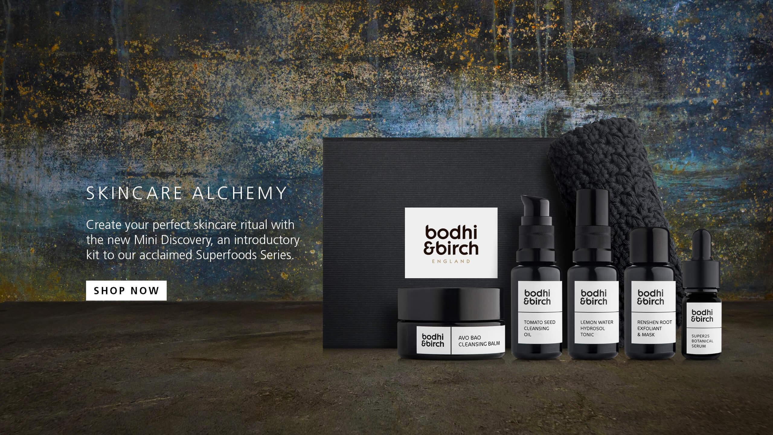 Skincare Alchemy
