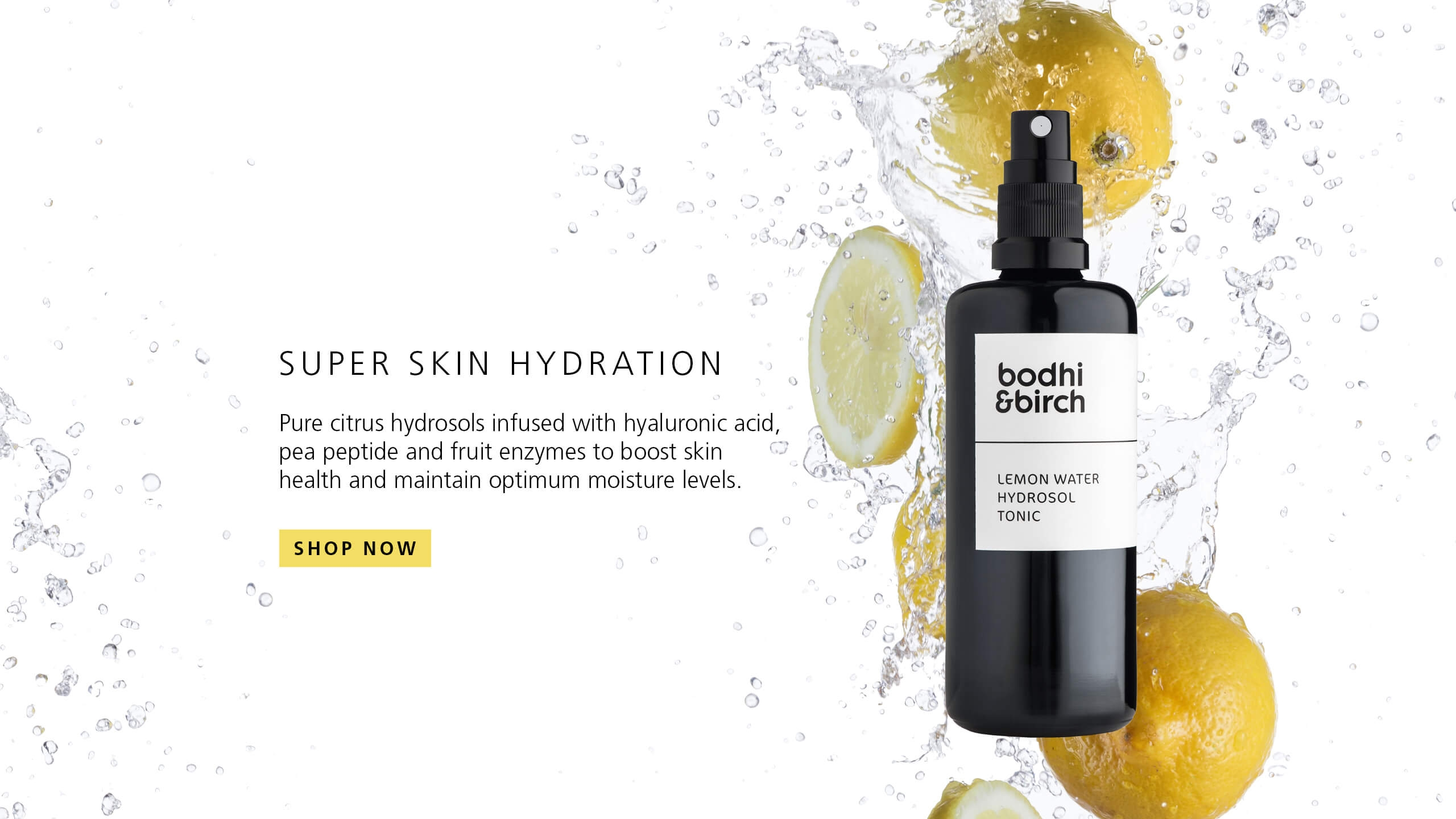 Super Skin Hydration