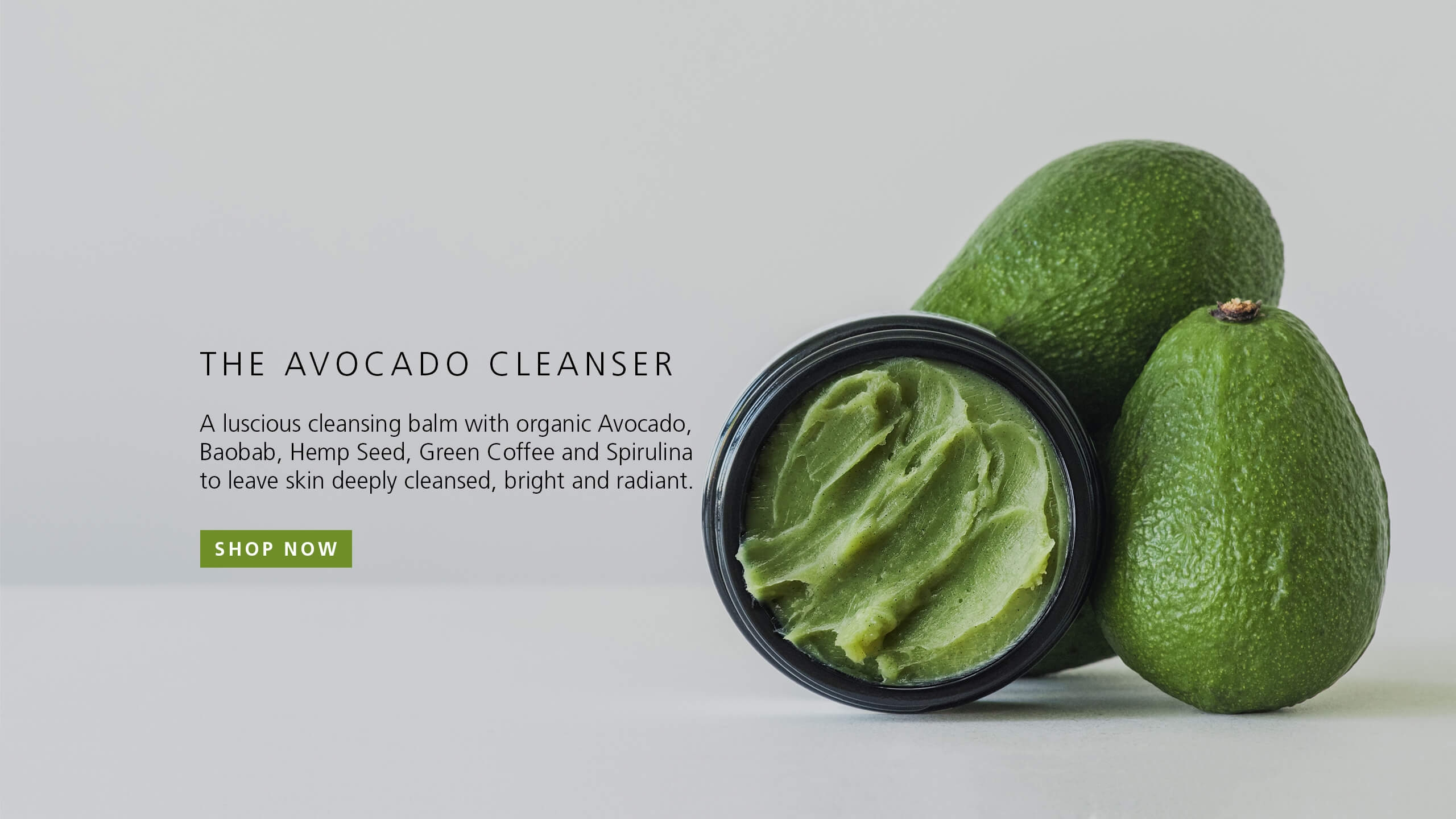 The Avocado Cleanser